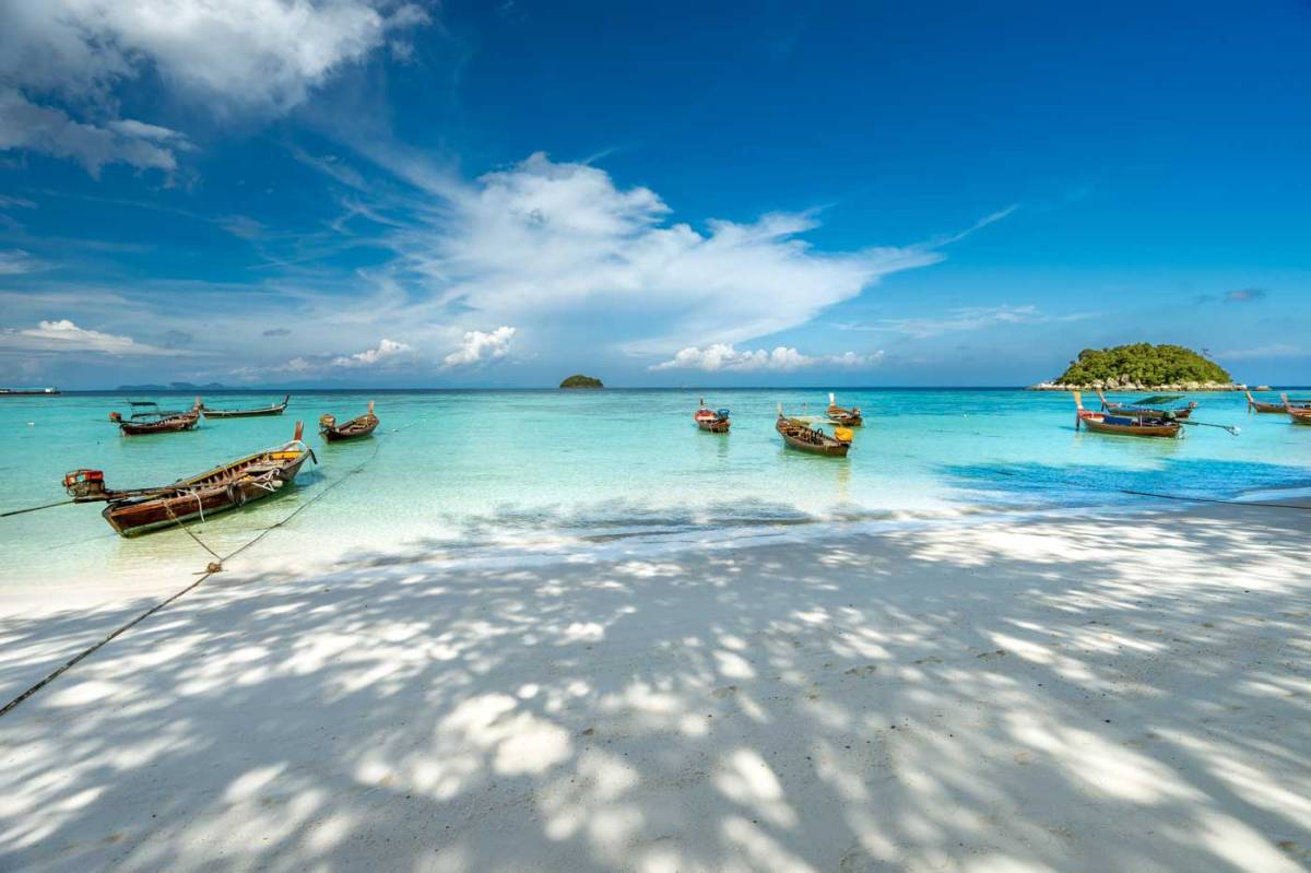 Koh Lipe Island: a big paradise in a smallisland