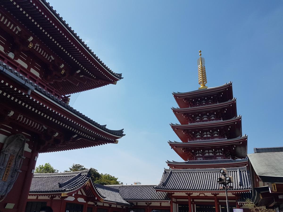 Senso-ji temple: the goddess ofKannon