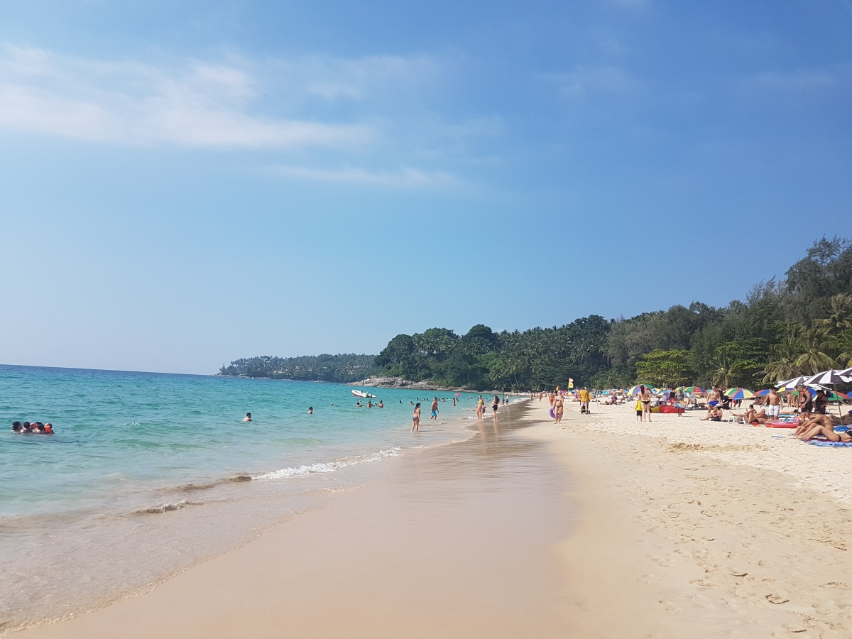 Phuket: An expected Journey
