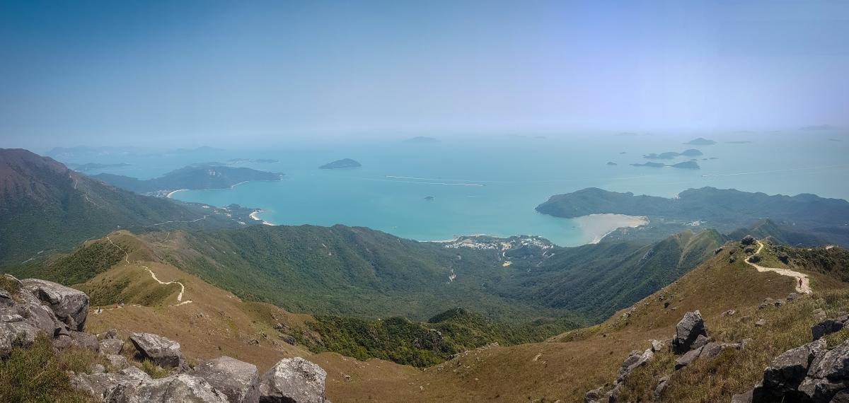 Lantau Peak II: TouchingHeaven